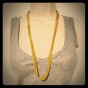 Vintage Gold Fashion Jewelry Necklace